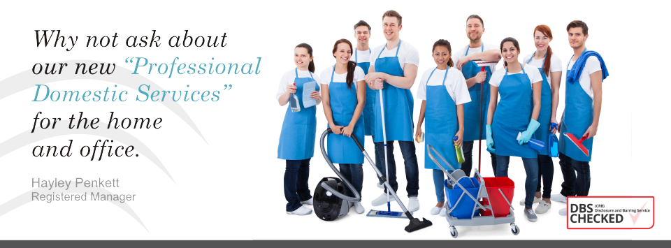 Professional Domestic Services Cheshire